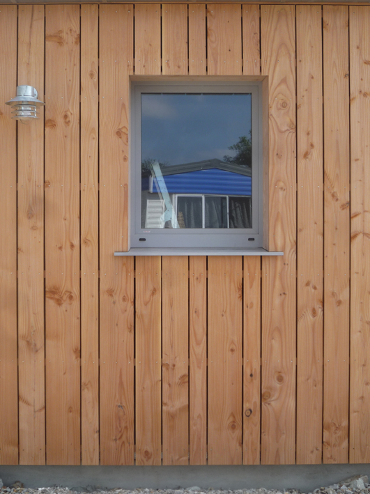 Maison en p klg architecte for Cout construction maison 200 m2