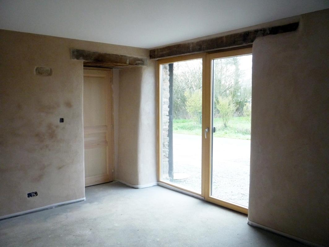 Renovation la noe blanche klg architecte for Architecte de la maison blanche