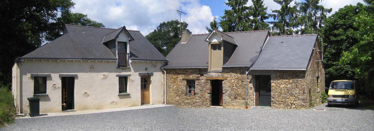Klg Architecte Conseil Maison Ossature Bois Restauration Rehabilitation Du Patrimoine Ille Et Vilaine 35